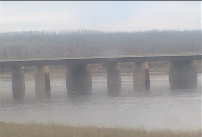 Live Athabasca River camera